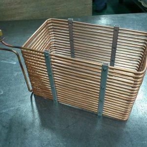 銅製冷却管